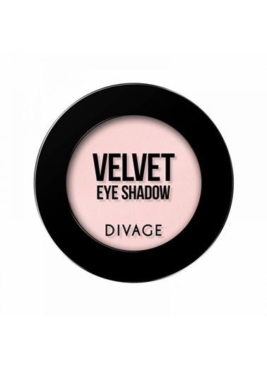 Divage Divage Velvet - Mat Göz Farı 7306 Renkli